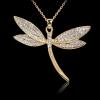 Bijou pendentif libellule 2