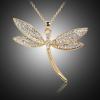 Bijou pendentif libellule 3