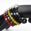 Bracelet tortue yin yang 2