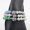 Bracelet tortue yin yang 3