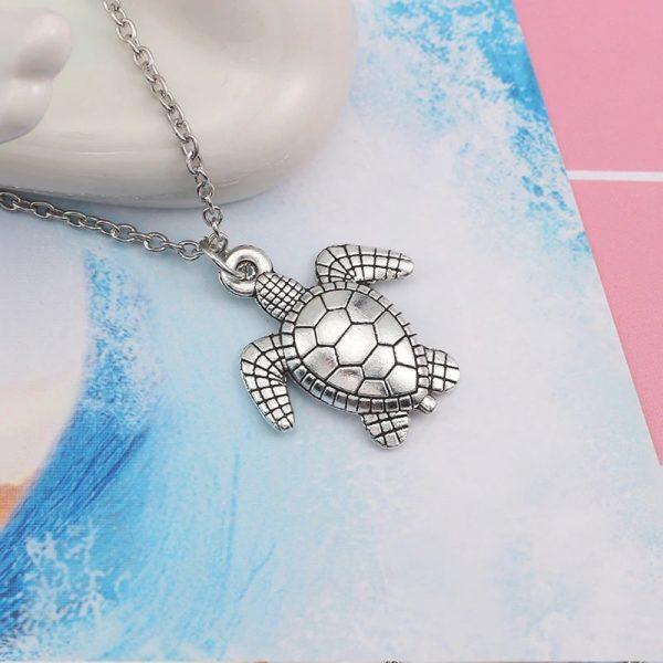 Collier tortue de mer