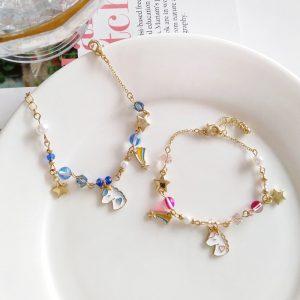 bracelet licorne petite fille
